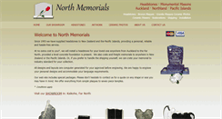 Preview of northmemorials.co.nz